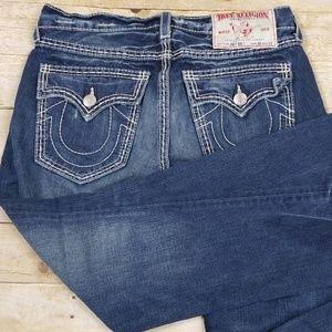 True Religion Joey Big T Jeans